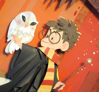 Potter-Stop-Motion
